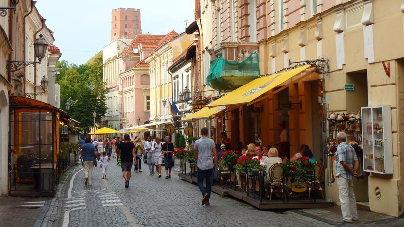 Litauen: Vilnius, ein Best-of Europa