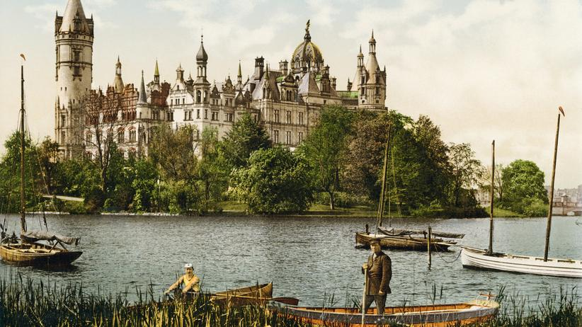 Historischer Bildband: Deutsche Vergangenheit in Farbe