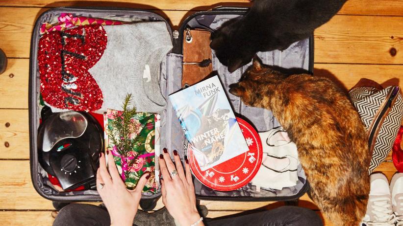 Weihnachten: Nach Hause