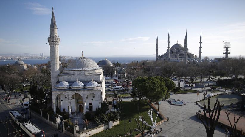 Istanbul: Stornierungen nach Selbstmordanschlag