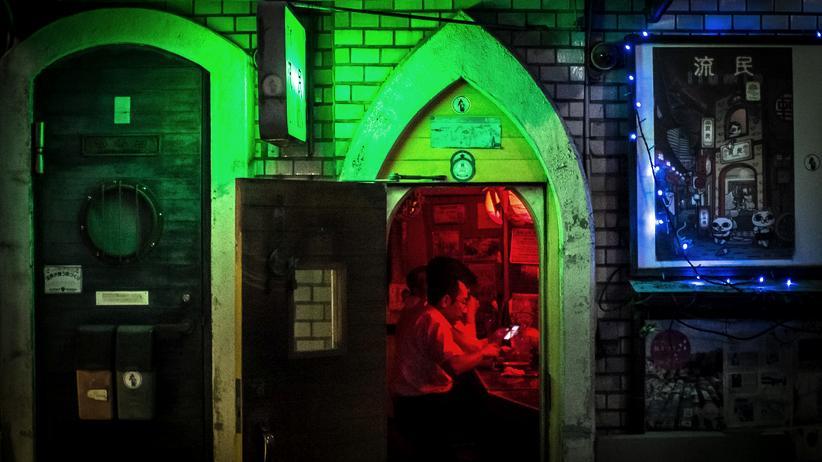 Tokio: Trinken wie zu Zeiten der Prohibition