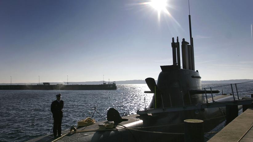 Schleswig-Holstein: Für manche eine Sehenswürdigkeit: Das 1. U-Bootgeschwader der Deustchen Marine in Eckernförde.