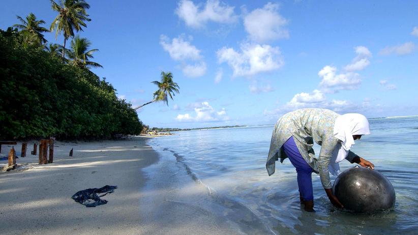 Urlaub: Auf den Inseln der Einheimischen sieht man eher Kopftücher als Bikinis.