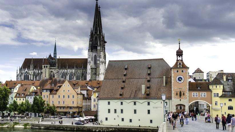 Bayern: Gestrandet in Regensburg