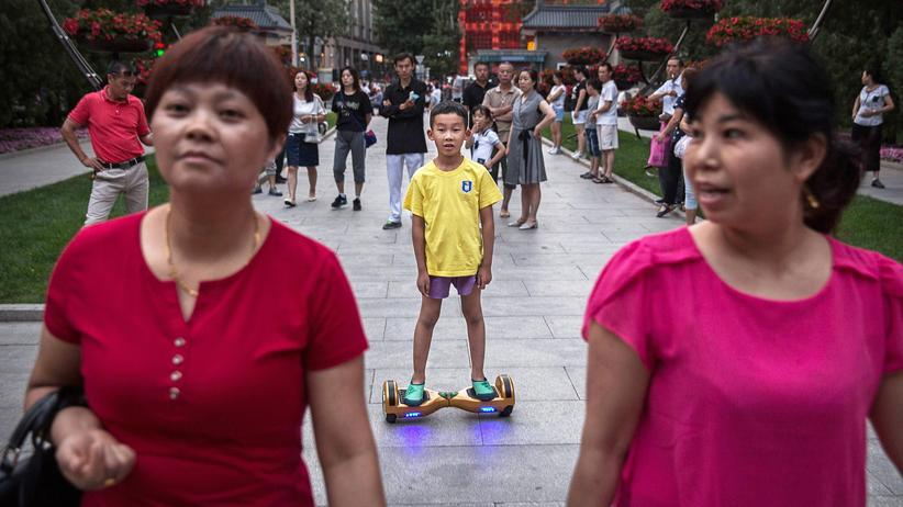 China: Peking im Park