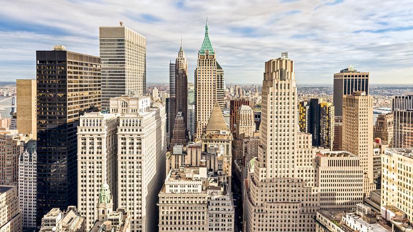 New York: Gewachsen aus Beton