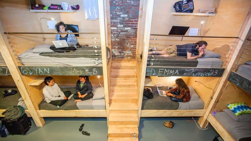 Jugendherbergen: Das Hotel der Zukunft