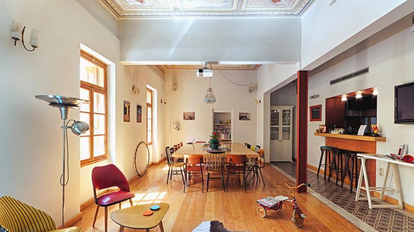 Athen: Verspielt und modern