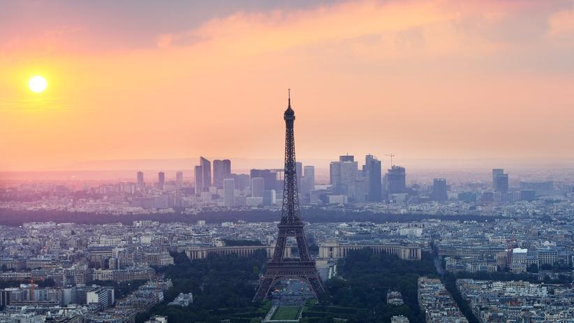 Frankreich: Ich war noch niemals in ...  Paris