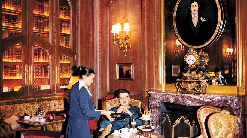 Hôtel Ritz: Heute mal keine Dosenravioli