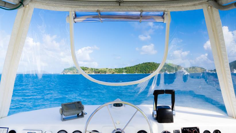 Karibik: Irgendwann glätten sich die Wellen immer.