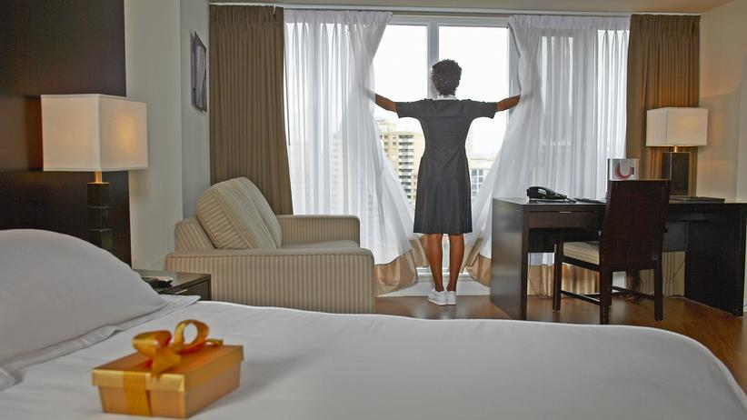 """Hotels: """"Lüftet doch mal!"""""""
