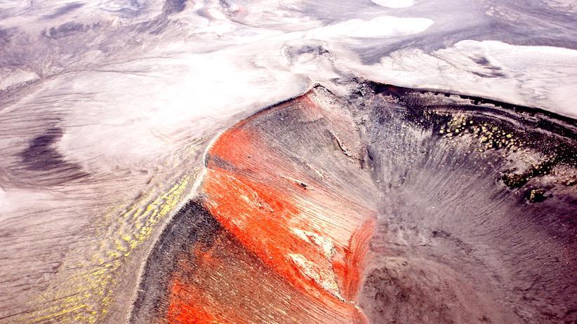 Island: Am rauchenden Fluss