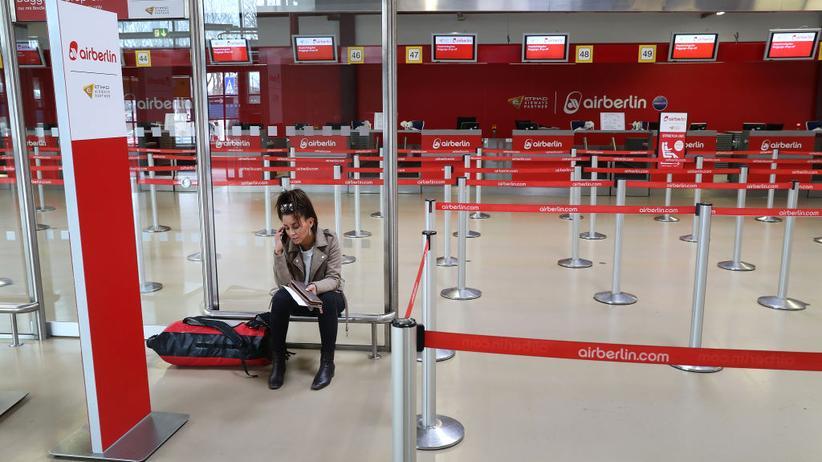 Air Berlin: Jetzt wenigstens entschädigen lassen