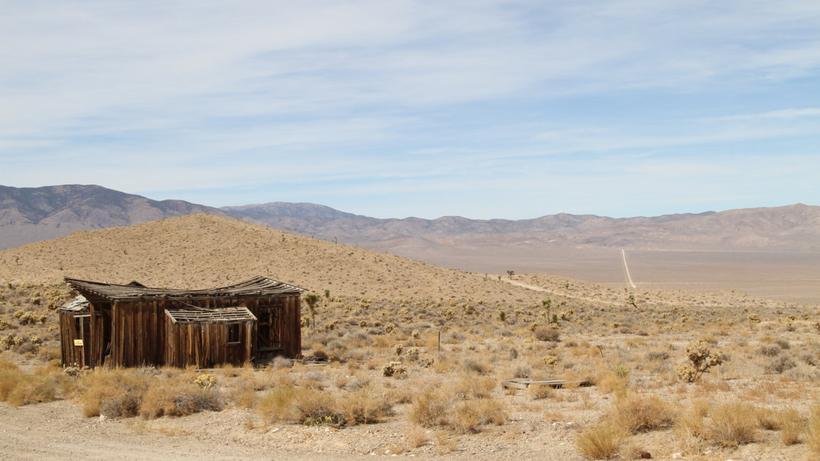 Nevada Alles Gold Was Glänzt Zeit Online
