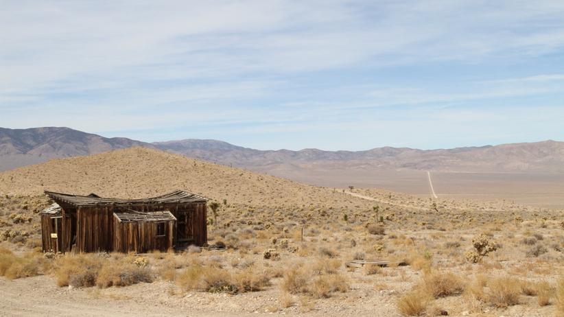 Nevada: Alles Gold, was glänzt