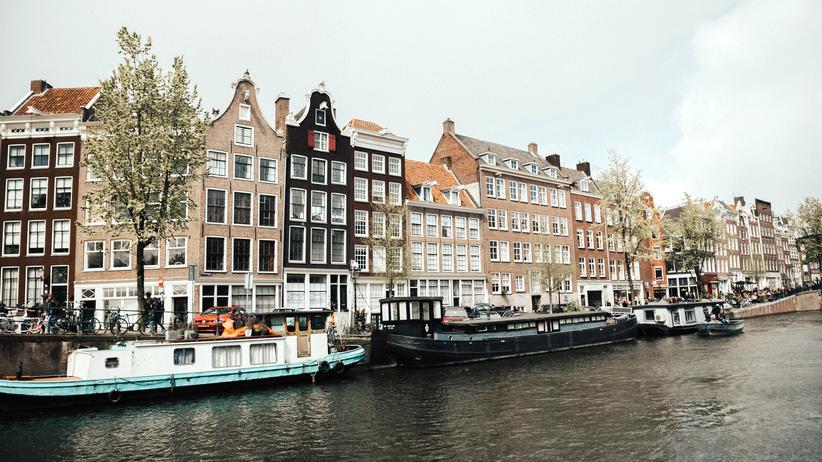 Airbnb: Amsterdam ist schön und schön teuer.