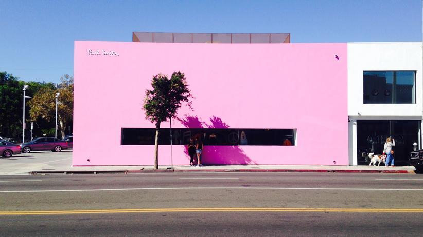 Los Angeles: Shiny, happy City