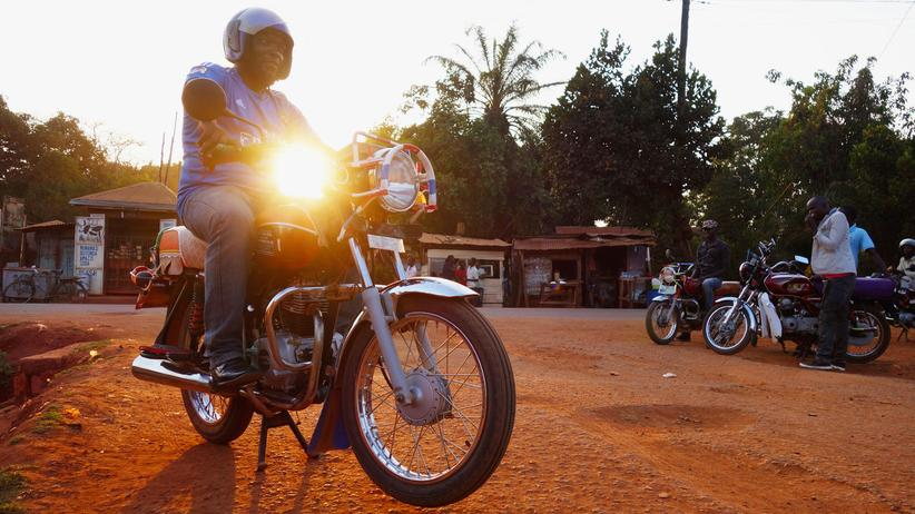 Uganda: Bodaboda