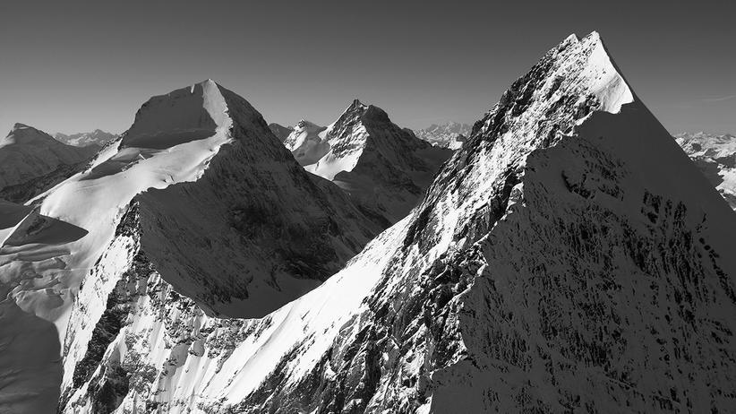 Alpen: Oben, wo der Mensch egal ist