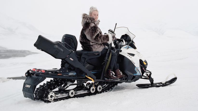 Spitzbergen: Extremweiß