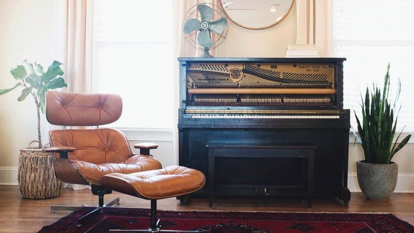 Airbnb: Inneneinrichtung vom Profi: Mit Authentizität verdient man kein Geld.