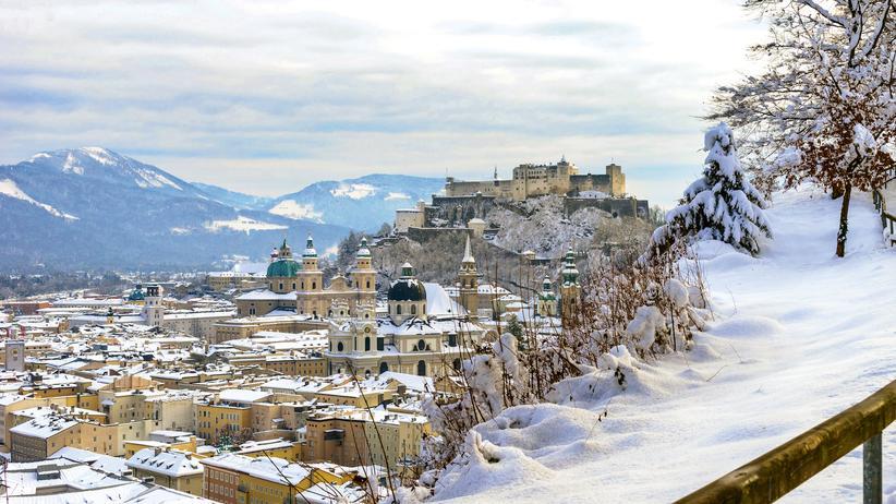 Kunsttour: Drei Tage in Salzburg