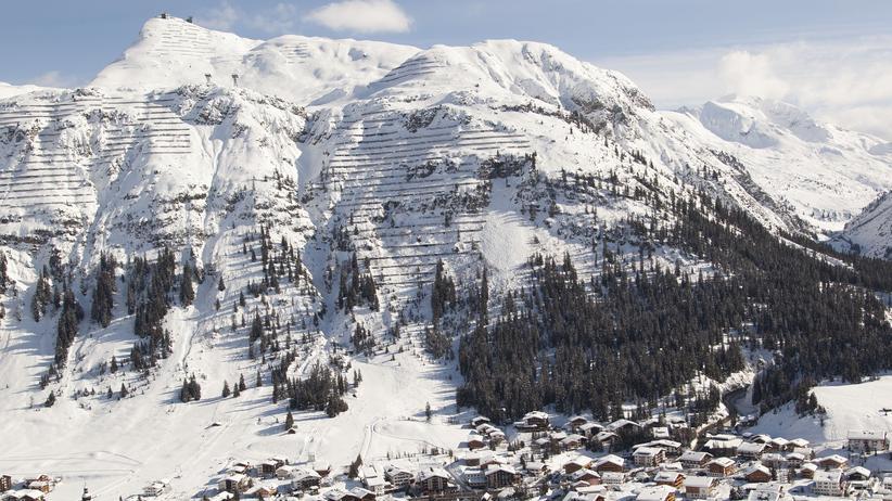 Arlberg: Ski hoch drei