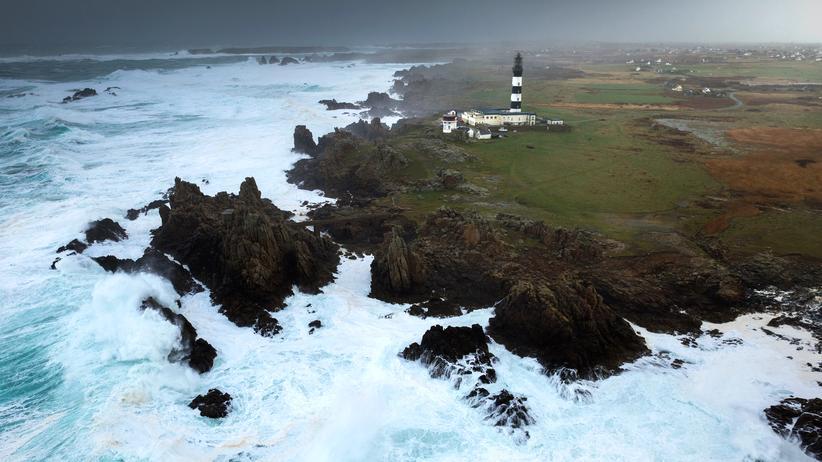 Bretagne: Eine Insel als Schreibaufgabe