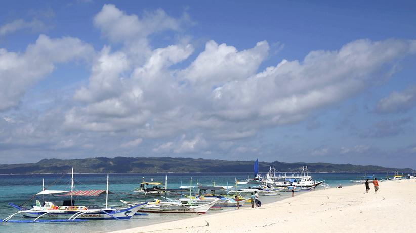 Boracay: Philippinische Ferieninsel schließt aus Umweltschutzgründen