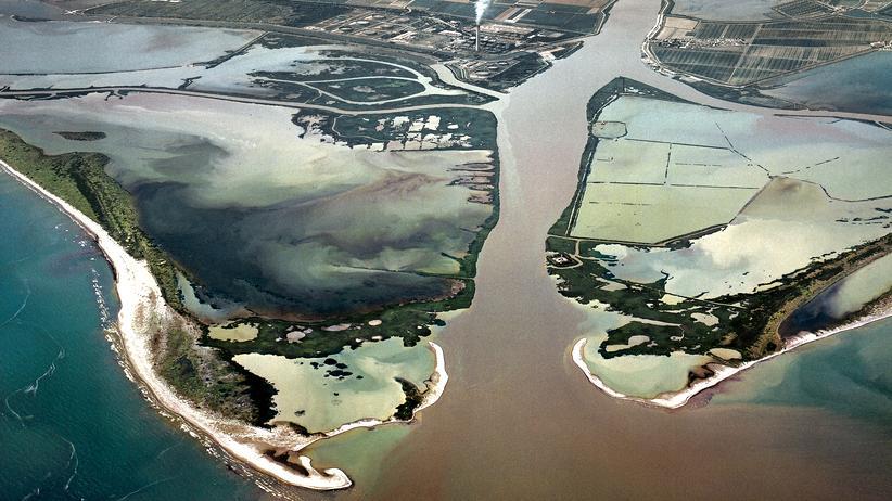 Po-Delta: Feuchtgebiete