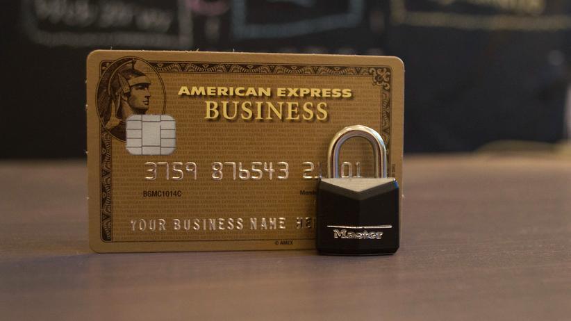 Zahlungsmittel: Soll ich eine zweite Kreditkarte mitnehmen?