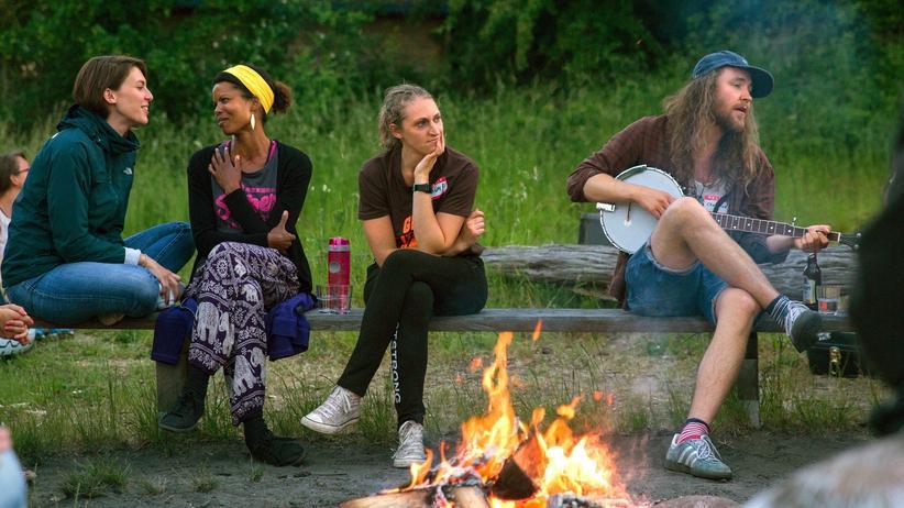 Ferienlager für Erwachsene: Endlich wieder peinlich