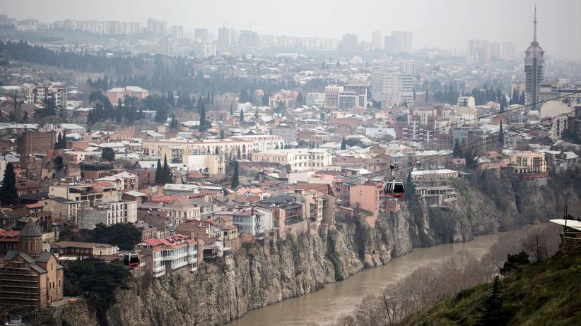 Stadttour: Drei Tage in Tiflis