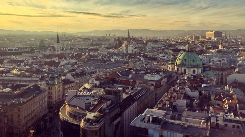 Wien: Woanders is no schlimma