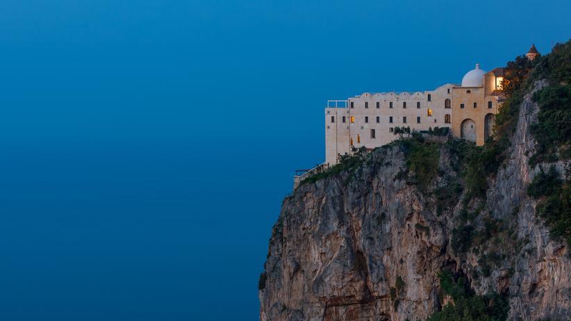 Monastero Santa Rosa Hotel & Spa: Dem Himmel so nah