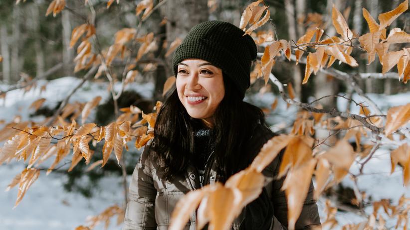 Kanada: In Kanada ist Lächeln der mimische Grundmodus.