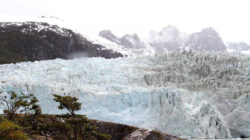 Kap Hoorn: Manche schmelzen, andere wachsen: Patagoniens Gletscher.