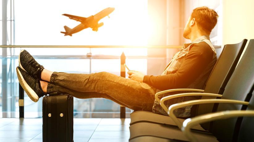 Wie komme ich möglichst schnell ins Flugzeug?