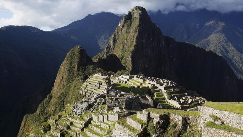Machu Picchu: 6.000 Touristen täglich sind zu viel für antike Inkastadt