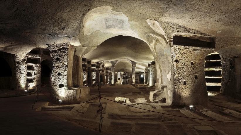 Neapel: Wunder aus dem Untergrund