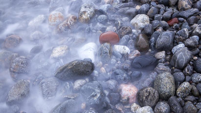 Souvenir: Darf ich Steine aus dem Urlaub mitnehmen?