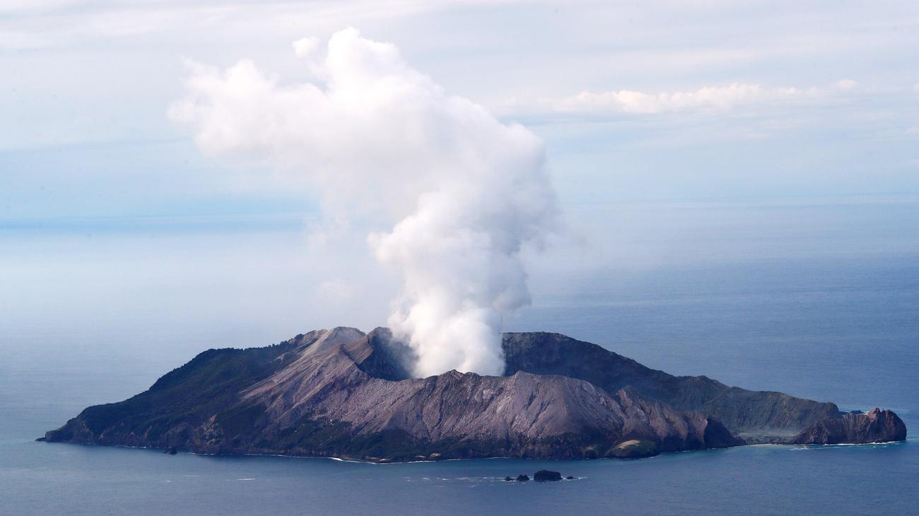 White Island: Warum durften Reisende einen aktiven Vulkan besichtigen?