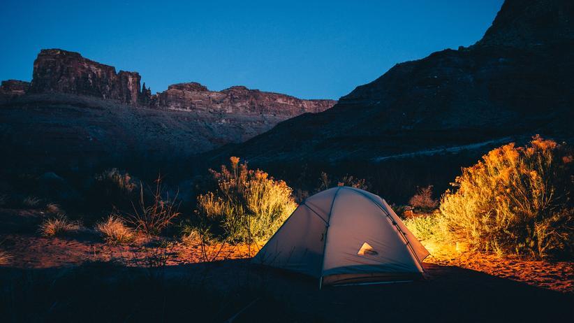 "Campingerfahrungen: ""Zeltstangen flogen, es donnerte ..."