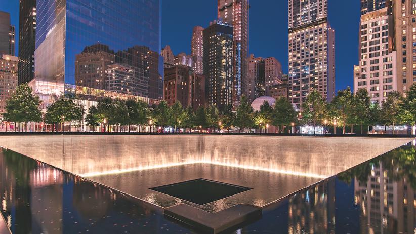 11. September 2001: Das Blau. Der Tag. Das Vorher und das Nachher