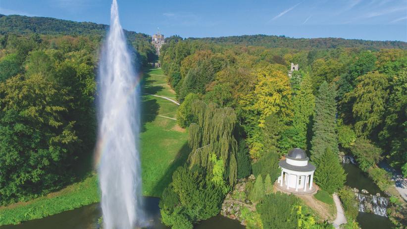 Bergpark Wilhelmshöhe: Die Herkules-Arbeit