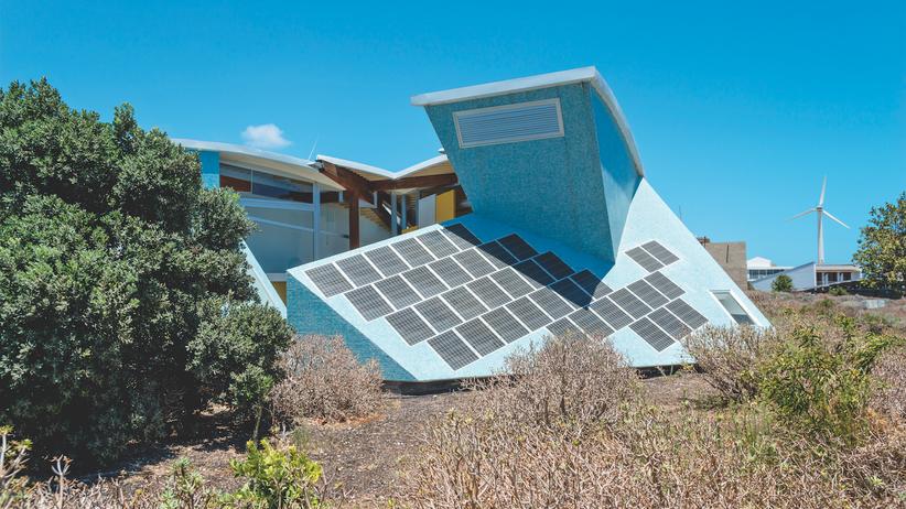 Casas Bioclimáticas: Bewohnbare Labore: Die Casas Bioclimáticas setzen auf Solarstrom und Windenergie.