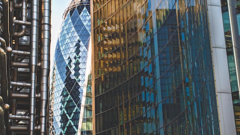 City of London: Wo das Geld regiert