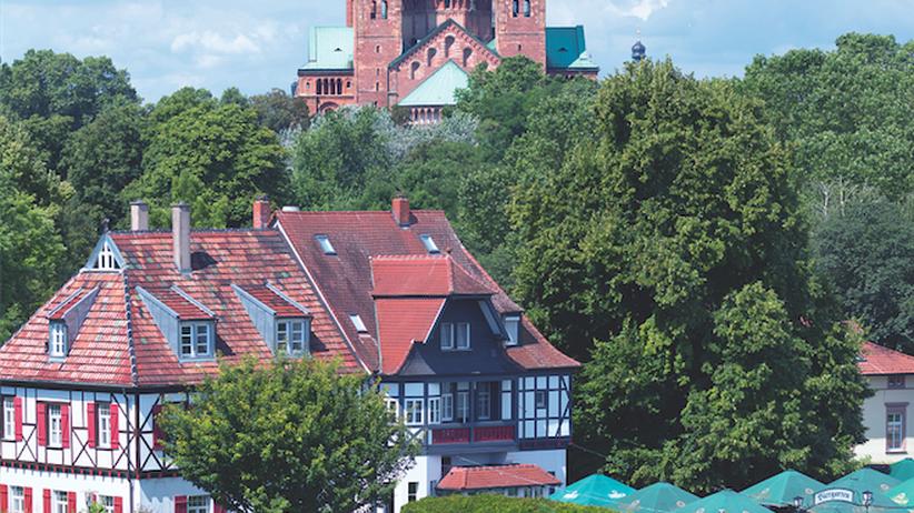 Dom zu Speyer: Gottes Werk und Kaisers Beitrag