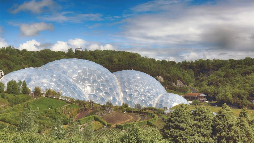 Eden Project: Der Schöpfer des Garten Eden